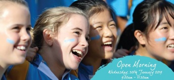 DCIS Open Morning
