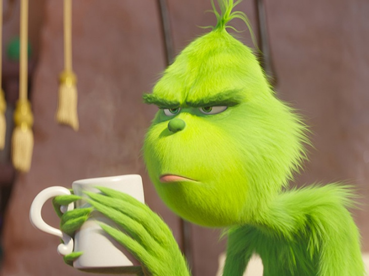 The Grinch at Shaw Theatres Lido