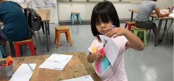 Drop-in Activity: Dab and Drag