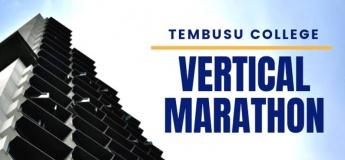 Tembusu Vertical Marathon 2019