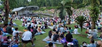 Songs of Spring at the Gardens 园岭艺满春乐浓 @ Singapore Botanic Gardens