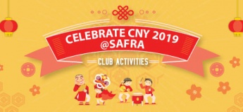 Chinese New Year 2019@SAFRA Jurong