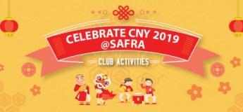 Chinese New Year 2019@SAFRA Punggol