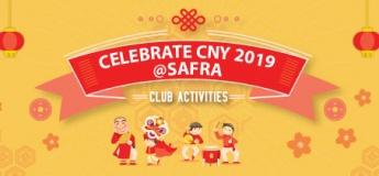 Chinese New Year@SAFRA Yishun