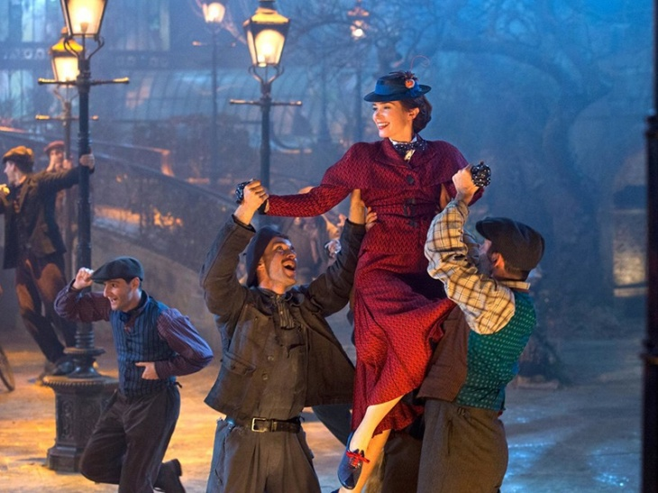 Disney`s Mary Poppins Returns@Shaw Theatres Lido