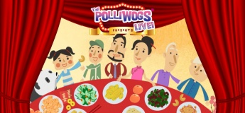 The Polliwogs LIVE Weekend Show - CNY Special Show