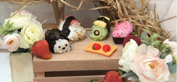 [Junior Baker] Tsum Tsum assorted Sushi