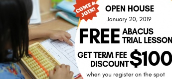 Open House @ Learn With Joy
