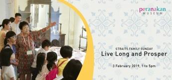 Straits Family Sunday: Live Long and Prosper