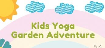 Kids Yoga Garden Adventure