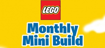 January LEGO® Monthly Mini Build - LEGO® VivoCity