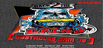 Back 2 The Grind Obstacles Jam 2019
