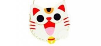 Fortune Cat Bag Workshop