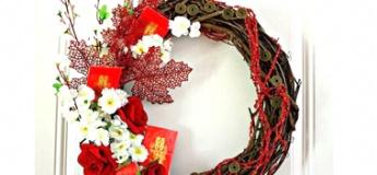 CNY Wreath Making Workshop