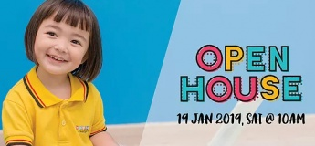 Open House @ Dreamkids Kindergarten