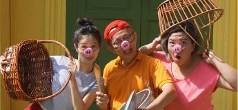 The Three Little Piggie Chefs