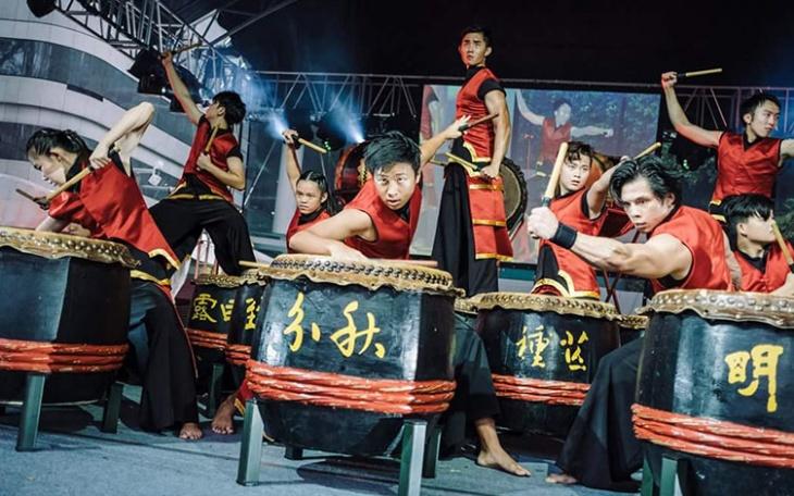 Huayi Huat Opening!