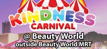 Kindness Carnival at Beauty World