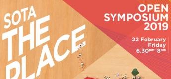SOTA Open Symposium 2019