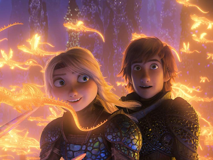 How To Train Your Dragon: The Hidden World@Shaw Theatres Lido