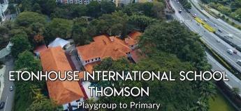 EtonHouse Thomson Open House