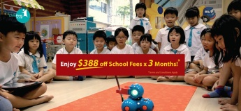 Lunar New Year Promotion@ChildFirst Pre-School