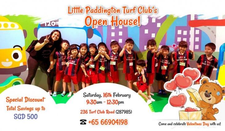 Open House - Special Discount @ Little Paddington Preschool