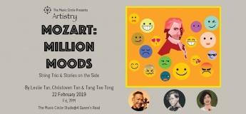 Artistry: Mozart:Million Moods