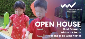 Open House at Lorna Whiston Preschool @ Winchester