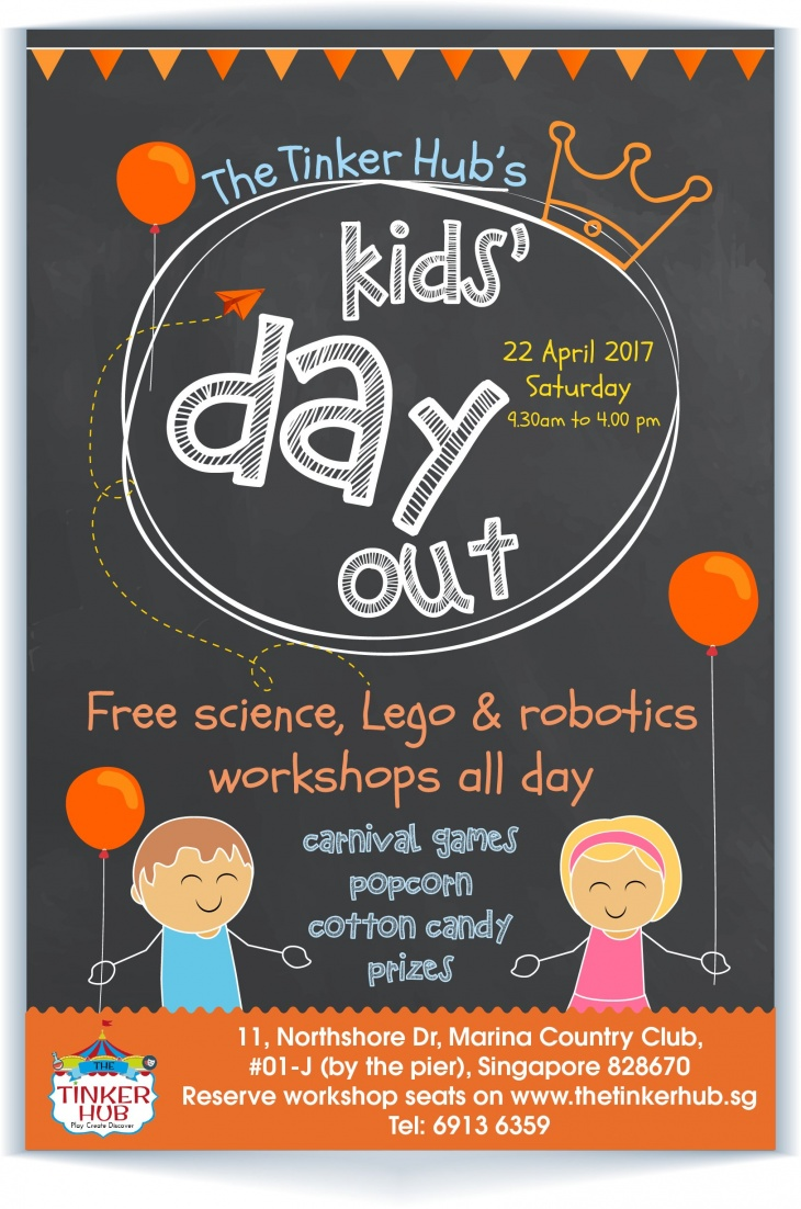 Free Lego Robotics Tech Machines Tickikids Singapore
