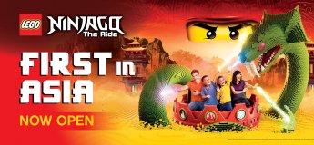 LEGO NINJAGO™ the Ride