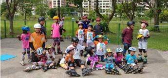 Skateline Holiday Skate Camp for Juniors