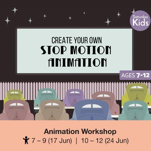 create your own stop motion animation tickikids singapore