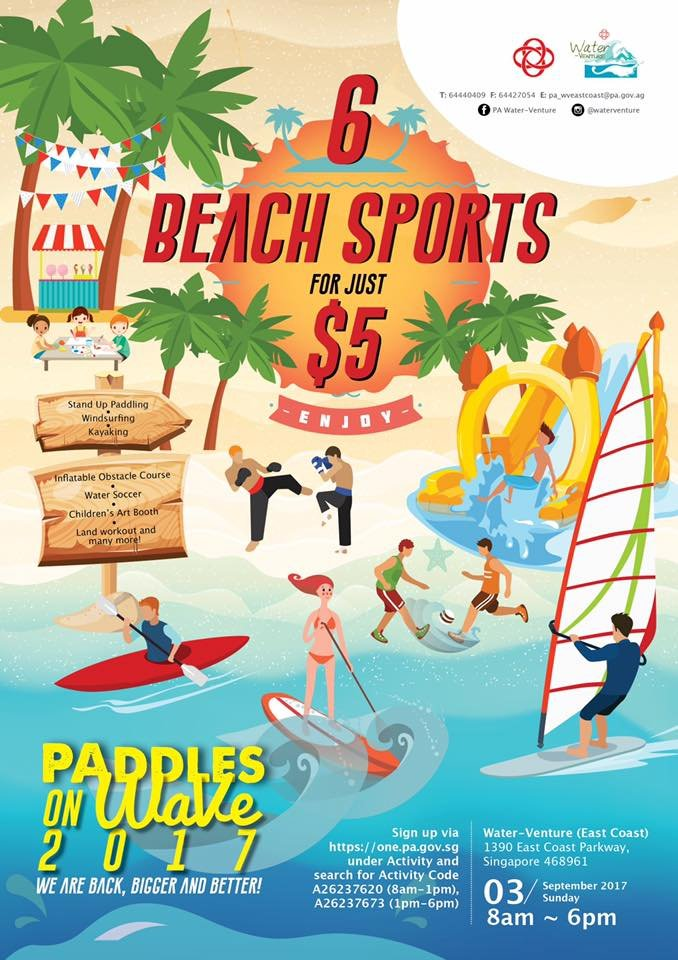 Paddles On The Wave 2017