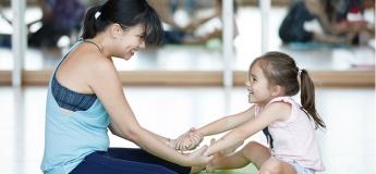 Parent-Child Workshop – Basic Yoga