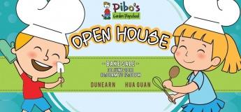 "Pibo's ""Bake Sale"" Open House @ Dunearn"
