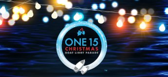 ONE15 Christmas Boat Light Parade™ 2018