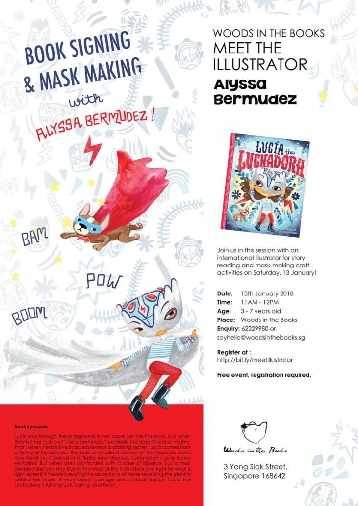 Meet the Illustrator - Alyssa Bermudez