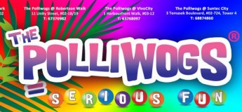 The Polliwogs @ VivoCity