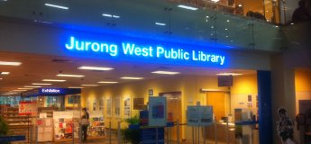 Jurong West Public Library