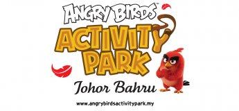 Angry Birds Activity Park Johor Bahru