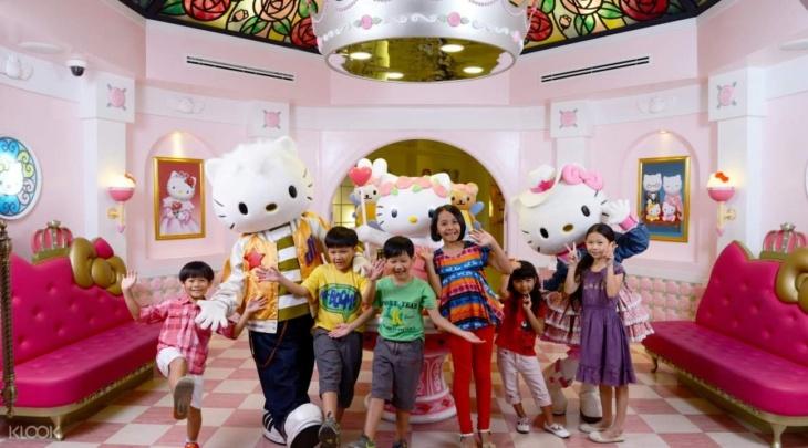 Sanrio Hello Kitty Town & Thomas Town in Johor Bahru